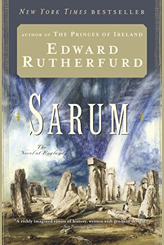 9780449000724: Sarum: The Novel of England