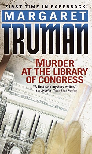 9780449001950: Murder at the Library of Congress (Capital Crimes)