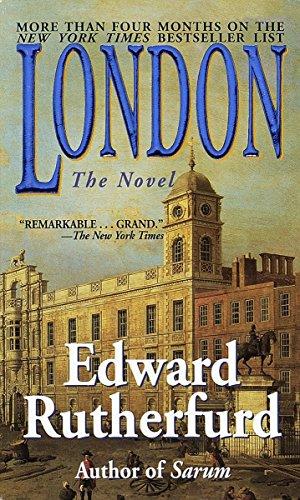 London: The Novel: Rutherfurd, Edward