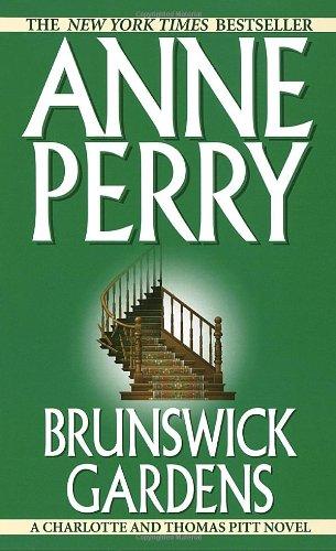9780449003183: Brunswick Gardens (Charlotte & Thomas Pitt Novels)