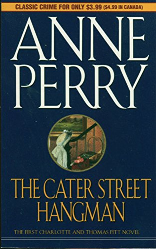 9780449004609: The Cater Street Hangman (Anderson Price Promo)