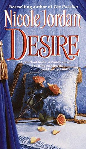 9780449004869: Desire (Notorious)