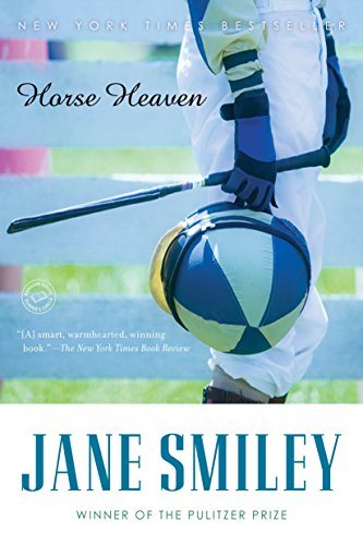 9780449005415: Horse Heaven (Ballantine Reader's Circle)