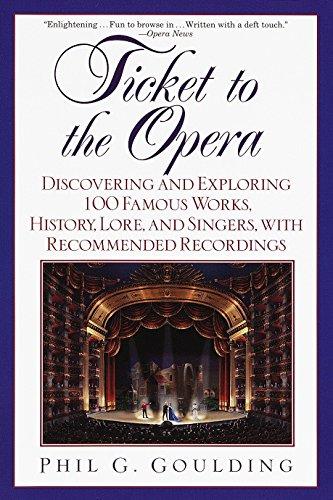 9780449005668: Ticket To The Opera