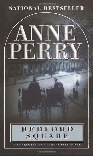 9780449005828: Bedford Square (Charlotte & Thomas Pitt Novels)