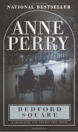 9780449005828: Bedford Square: A Charlotte and Thomas Pitt Novel