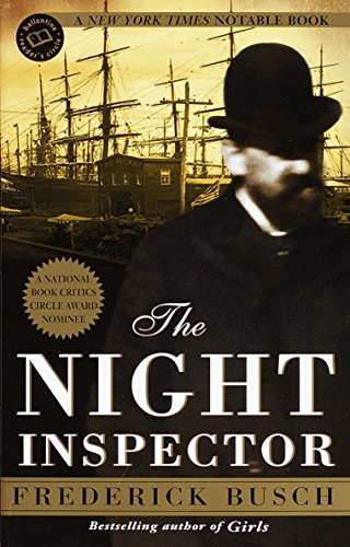 The Night Inspector (Ballantine Reader's Circle): Busch, Frederick