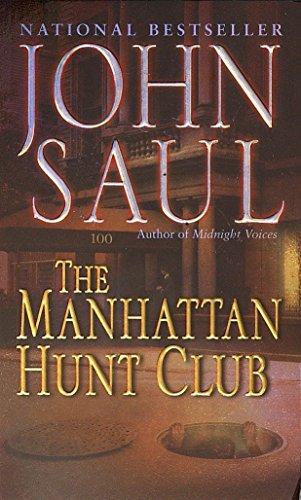 9780449006528: The Manhattan Hunt Club