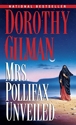 9780449006702: Mrs. Pollifax Unveiled