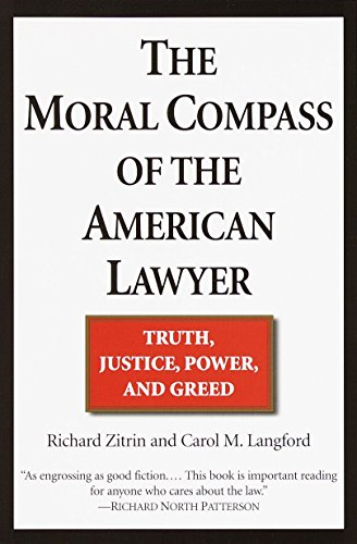 the moral conflicts of being a lawyer The relationship between law and morality has become increasingly  being a discussion over  world has ever been saved from moral bankruptcy.