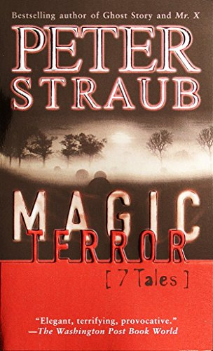 9780449006887: Magic Terror: Seven Tales