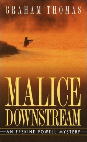 9780449007099: Malice Downstream (Erskine Powell, Book 5)