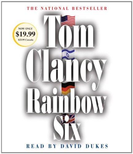 9780449009543: Rainbow Six