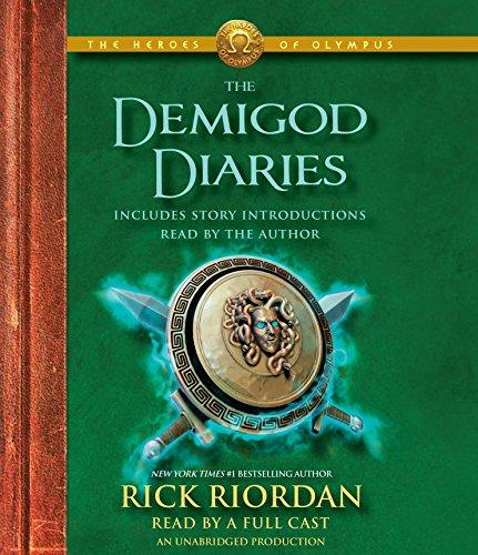 9780449010716: The Demigod Diaries