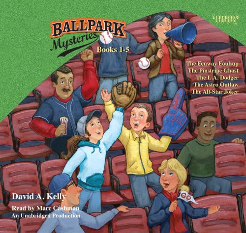 9780449010778: Ballpark Mys: Bks1-5(lib)(CD) (Ballpark Mysteries)
