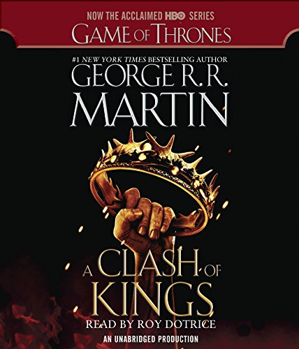 9780449011102: A Clash of Kings (HBO Tie-in Edition): A Song of Ice and Fire: Book Two