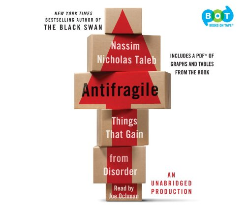 9780449011317: Antifragile: Things That Gain from Disorder