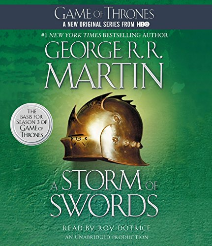 A Storm of Swords (Compact Disc): George R.R. Martin