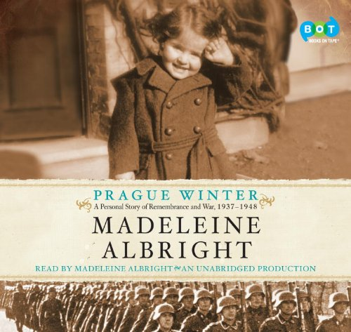 Prague Winter (Lib)(CD): Madeleine Albright