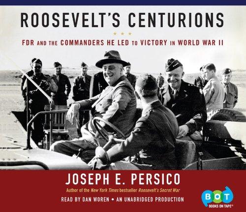 Roosevelt's Centurion(lib)(CD) (0449012204) by Joseph E. Persico