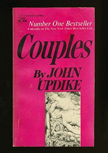 9780449012529: Couples (Crest P1252)