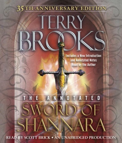 9780449013342: The Annotated Sword of Shannara