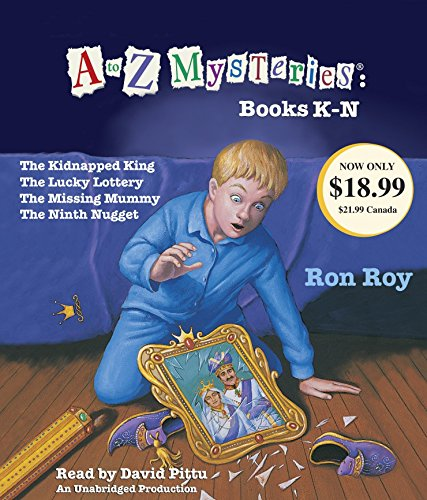 A to Z Mysteries: Books K-N (0449014061) by Roy, Ron