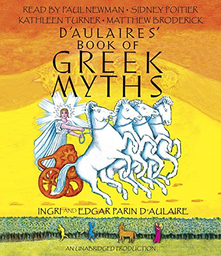 9780449014165: D'Aulaires' Book of Greek Myths
