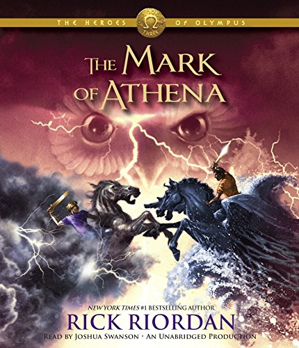 9780449014509: The Mark of Athena (Heroes of Olympus, Book 3)
