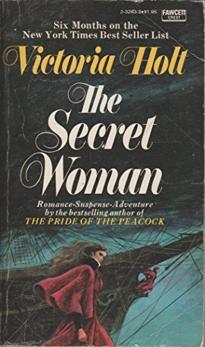9780449015629: The Secret Woman