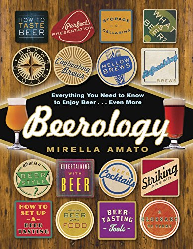 9780449016121: Beerology: Everything You Need to Know to Enjoy Beer...Even More