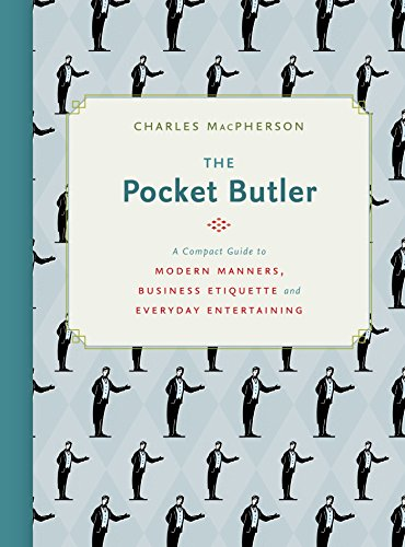 9780449016800: The Pocket Butler: A Compact Guide to Modern Manners, Business Etiquette and Everyday Entertaining
