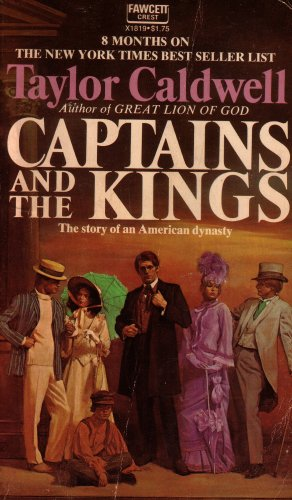 9780449018194: Captains and the Kings