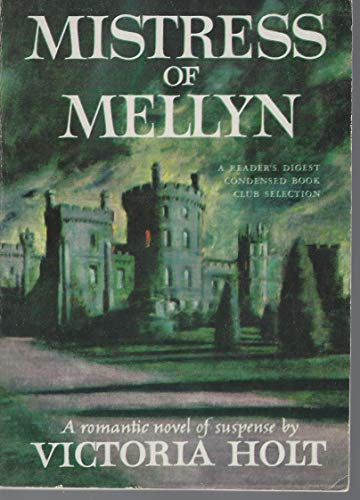 9780449019948: mistress of mellyn