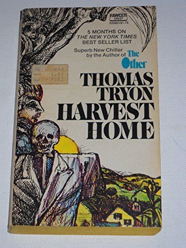 9780449020821: Harvest Home