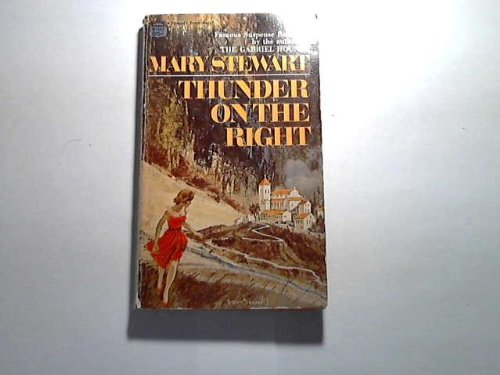 9780449021026: Thunder on the Right