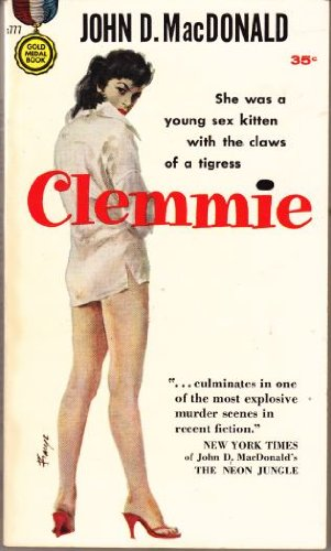 9780449022221: CLEMMIE.