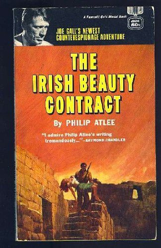 9780449026281: The Irish Beauty Contract