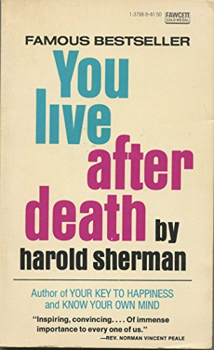9780449026335: You Live After Death