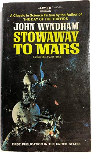 9780449026465: Stowaway to Mars