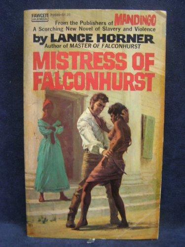 9780449026892: Mistress of Falconhurst