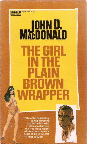 9780449034408: The Girl in the Plain Brown Wrapper
