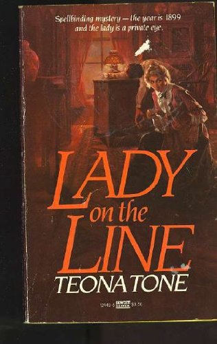 9780449124499: Lady on the Line