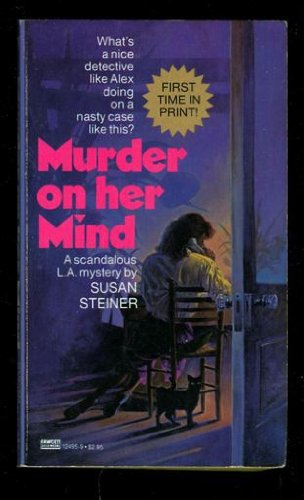 9780449124956: Murder on Her Mind