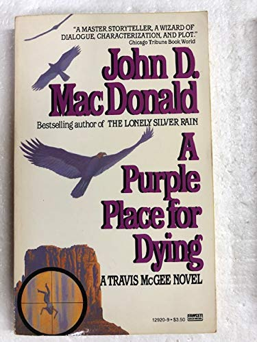9780449125250: A Purple Place for Dying