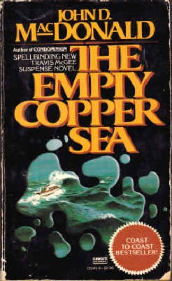 9780449125458: Empty Copper Sea
