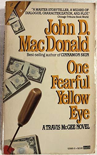 9780449125656: One Fearful Yellow Eye