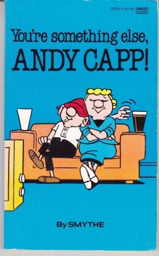 9780449126295: You're Something Else, Andy Capp!