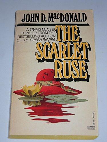 9780449126400: Scarlet Ruse