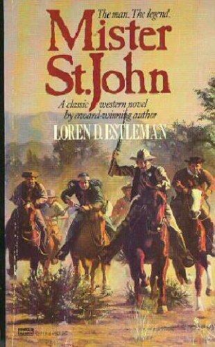 9780449127179: Mister St. John